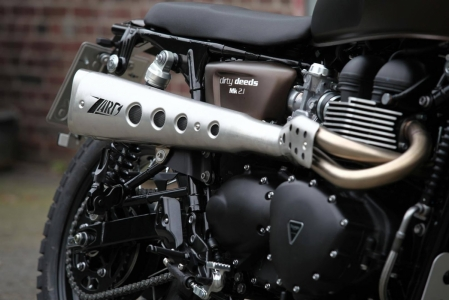 JVB Rumbler kit Bonneville/Scrambler NO CUT - 10