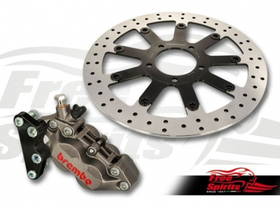 kit freno 4 pistoni Bonneville SE