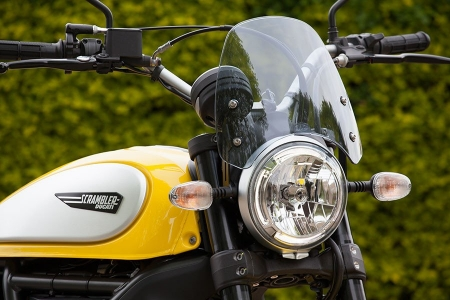 dart fly screen Ducati Scrambler