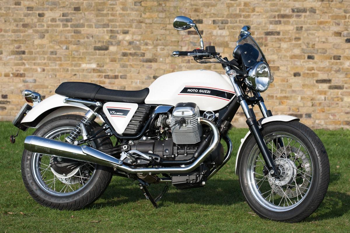 Moto Guzzi V Maintenance