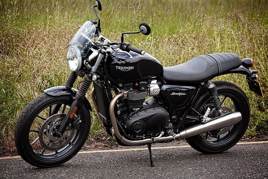 dart fly screen street twin 900 bonneville scrambler thruxton moto triumph. Black Bedroom Furniture Sets. Home Design Ideas