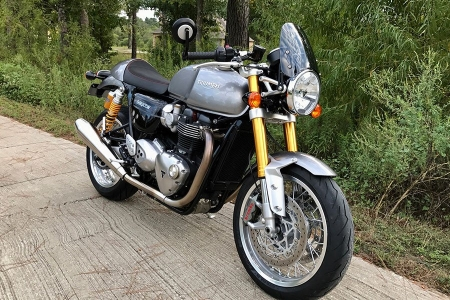 dart flyscreen Thruxton 1200/Street Cup 900/Speed Twin 1200