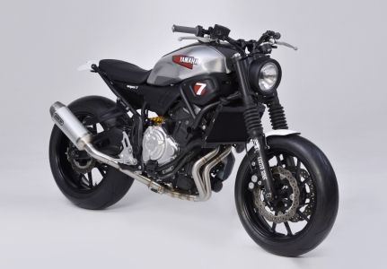 JvB Moto Super7 Yamaha XSR700 Basic Kit - 0