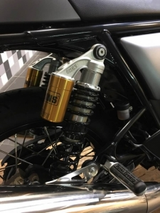 ammortizzatori Ohlins Royal Enfield Interceptor/Continental GT 650