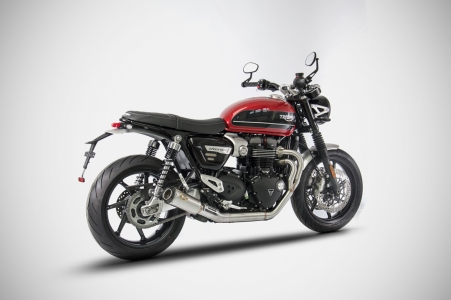 scarico completo Zard 2 in 1 Triumph Speed Twin 1200
