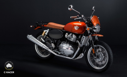Royal Enfield Interceptor 650 Scrambler kit - 0