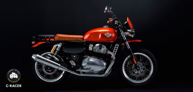 Royal Enfield Interceptor 650 Scrambler kit - 2
