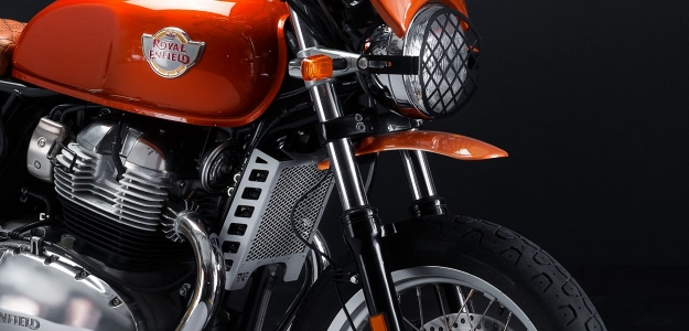Royal Enfield Interceptor 650 Scrambler kit - 3