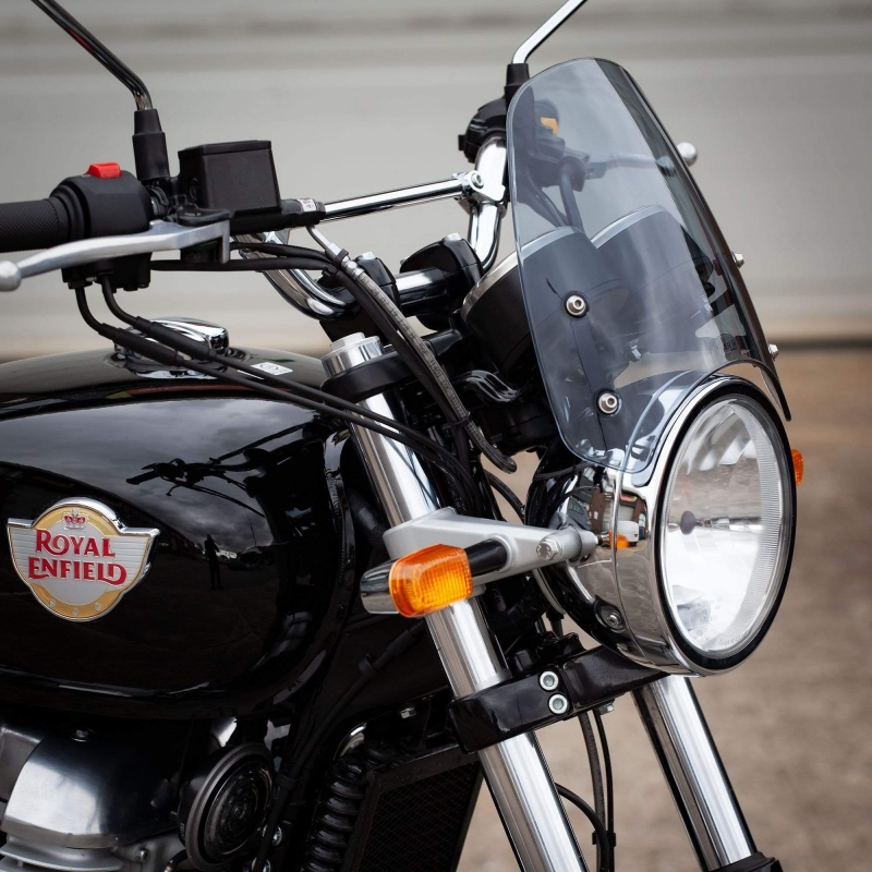 Dart flyscreen Royal Enfield Interceptor/Continental 650