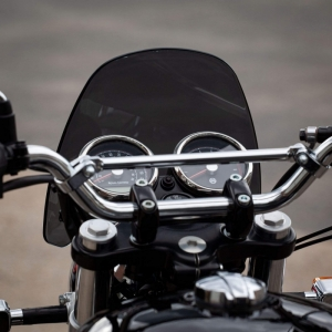Dart flyscreen Royal Enfield Interceptor/Continental 650 - 4