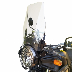 Kit cupolino e supporto GPS Laberinto® per Royal Enfield Himalayan